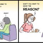 respect the reason
